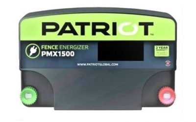 Energizador Patriot PMX1500