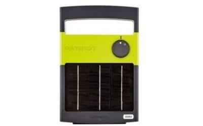 Energizador Patriot Solar SG80
